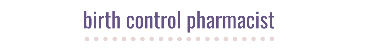 skipping periods – Birth Control Pharmacist