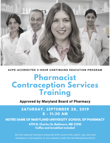 Maryland Contraception Training 1