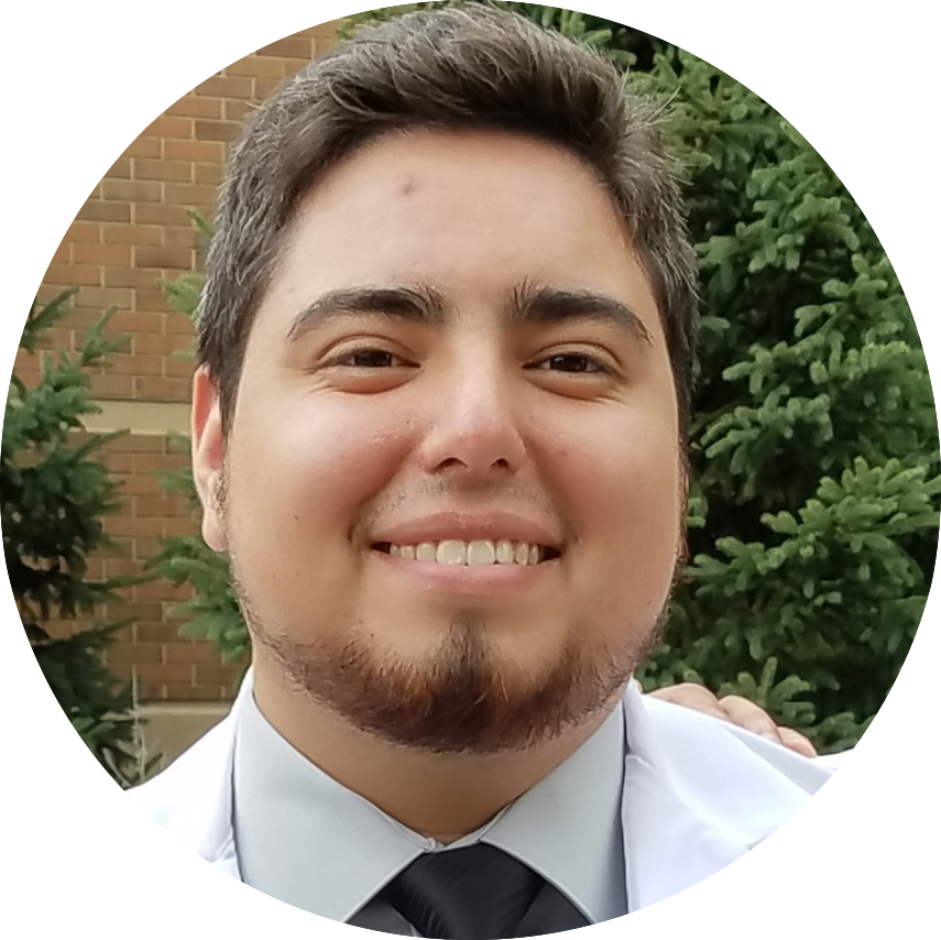 Steven Gonzalez PharmD Candidate
